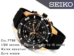 seiko specialty store 3s rakuten global market seiko seiko chronograph mens watch black rose gold urethane belt snde04p1