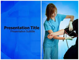 Nursing Powerpoint Ppt Templates Powerpoint Template On