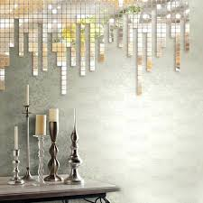 Mirror Tiles For Table Decorations stick on mirror tiles dsmreferral 35