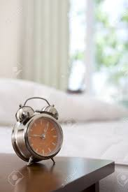 Marvelous Nice Decoration Bedroom Alarm Clock Close Up View Of Alarm Intended For  Size 866 X 1300