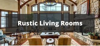 Rustic Living Room Ideas Simple Decorating