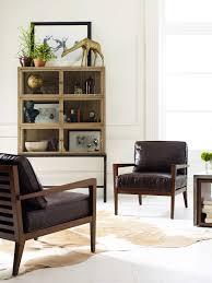 leather furniture design ideas. Modern Space With White Walls And Brown Leather Furniture. Furniture Design Ideas
