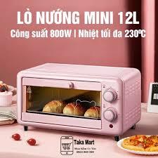 Lò Nướng Mini Đa Năng 12l, Giá tháng 1/2021