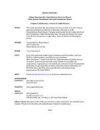 Media Advisory Caba Gala Media Advisory V2 Cuban American Bar Association