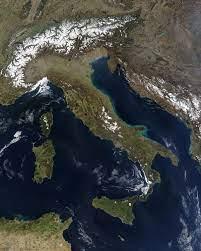 İtalya Yarımadası - Vikipedi