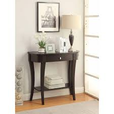 entryway table with mirror. Console Tables : Black Entryway Table Everett Foyer Sofa Skinny Throughout Small And Mirror With