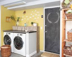 7 diy ideas for a laundry nook in the