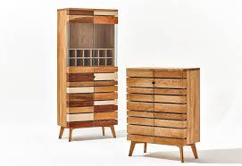 Moderner Barschrank Holz Baroso Sixay Furniture
