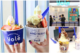 Froyo Vending Machine Interesting Yole Singapore Goodbye Llaollao Yole Opens With Durian Toppings