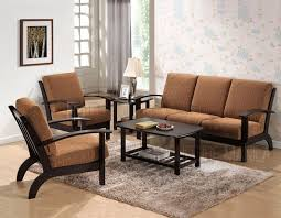 yg331 wooden sofa set