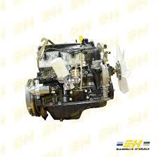 ENGINE COMPLETE - 4Y TOYOTA (CARBURETOR TYPE) - Toyota - Engine