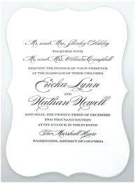 Wedding Information Card Wording Information Wedding Reception Card