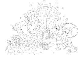 Kerst Kleurplaten Kerstman Krijg Duizenden Kleurenfotos Van De Beste