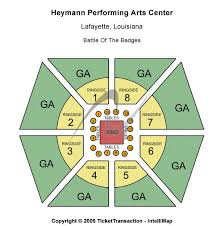 Modell Pac At The Lyric Seating Chart 58 Organized Heymann Performing Arts Center Seating Chart