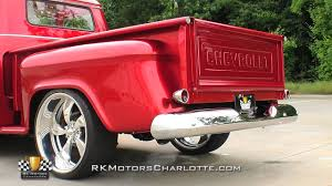 134299 / 1955 Chevrolet 1/2-Ton Pickup - YouTube