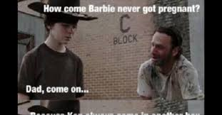 20 Rick Grimes Dad Jokes That Are So Bad They're Good - helloU via Relatably.com