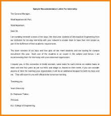 general letter of recommendation example 7 general letter of recommendation format quick askips