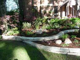 Small Picture use outdoor essentials railroad ties for decorative landscaping