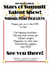 Talent Show Flyer Wonderful Talent Show Flyer Template Gallery Entry Level Resume 20