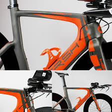 hersh tt triathlon custom bike frame
