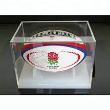 Rugby Ball Display Stand Unique Countertop Collection Football Rugby Ball Stand Holder Plexiglass