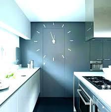 red kitchen clock modern black wall clock trendy kitchen clocks modern clocks for modern black wall
