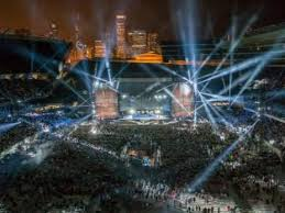 Soldier Field Seating Chart For Kenny Chesney Concert Woman Falls 40 Feet At Soldier Field Survives That Can