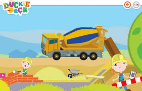 toddlers games road work games