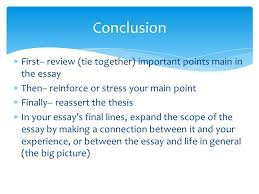 essay writing basics  start general and end specific draw  6