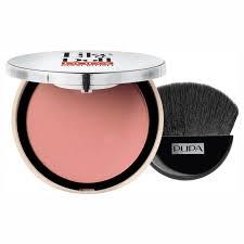 <b>Румяна компактные Like a</b> Doll Maxi Blush, тон 101 Sweet pink