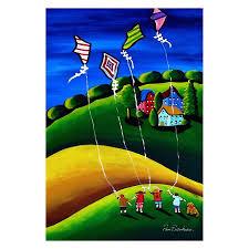 Flyers Flag Toland Home Garden Kite Flyers Flag
