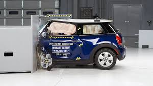 <b>2014 Mini</b> Cooper driver-side <b>small</b> overlap IIHS crash test - YouTube