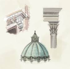 How to Draw Architectural Street Scenes