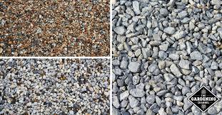 Stones Gardening Channel Best Types Of Gravel For Driveways Gardening Channel
