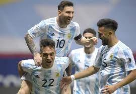 Copa America Final 2021: Argentina vs ...