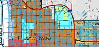 Zoning Maps Development Services City Of San Diego