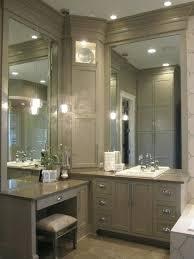 Bathroom vanity ideas makeup station Double Sink Vanity Ideas Extraordinary Bathroom With Makeup Table Double Sink Counter Station Make Up Vani Myriadlitcom Bathroom Vanity With Makeup Counter Kecotco