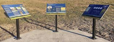 Interpretive Signs Enhance Glacial Hills Byways Route In