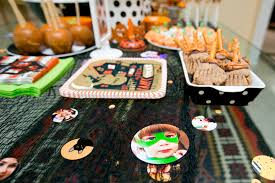 Office halloween party themes Workplace Diy Halloween Decorations Blissfully Domestic 13 Diy Spooky Halloween Party Ideas Blissfully Domestic