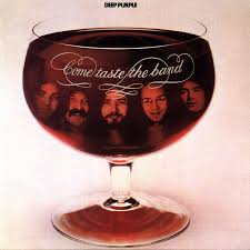 Swingville Deep Purple Come Taste The Band 1975