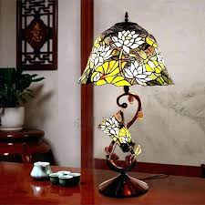 stained glass stained glass lamp supplies arts crafts fixture shade supply or stain base hanging