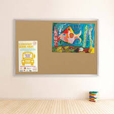 3x4 bulletin board.  3x4 Cork Bulletin Board With Aluminum Frame By BestRite Size 3334 Throughout 3x4 U