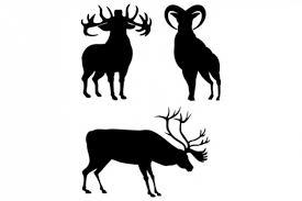 Looking for elk psd free or illustration? Elk Silhouettes 5539 Illustrations Design Bundles Elk Silhouette Animal Silhouette Illustration Artwork