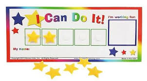 How To Do A Star Chart I Can Do It Star Token Reward Board Incentive Autism Chart
