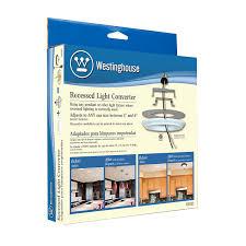 westinghouse lighting canada 0101100 recessed light converter trim canada