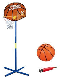 <b>Набор для игры</b> в баскетбол 1 TOY <b>Sports</b> (Т10010) — купить по ...