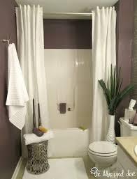 bathroom shower curtain ideas 17 diy bathroom upgrades you can actually do ajpvshr