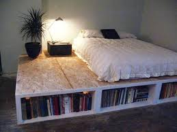 creative bed frames. Modren Bed Creative Storage Ideas  Bed Frame Spaces  Smart Bedroom  Space  Throughout Frames 5