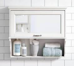 vintage style bathroom storage cabinet