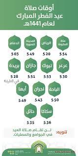 وقت صلاة العيد في بريدة .. موعد صلاة عيد الفطر في القصيم بالبيت - كورة في  العارضة